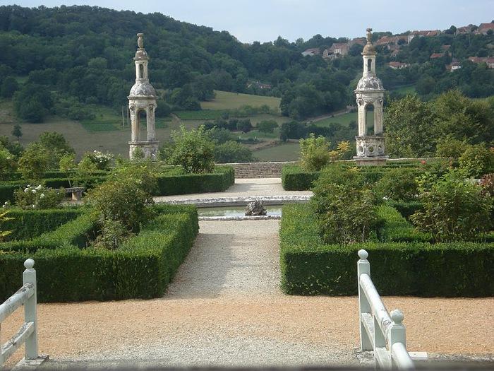 Замок Бюсси-Рабютен - Шато де Бюсси-ле-Гран 54458