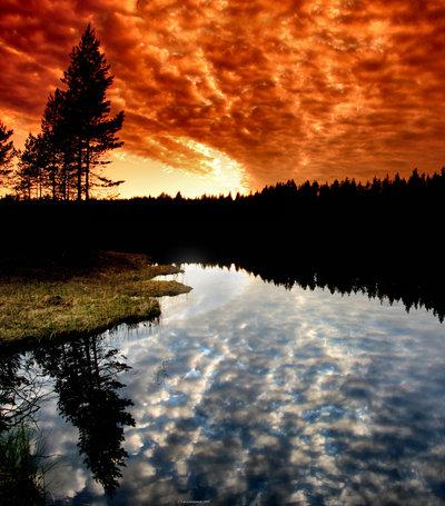 25 потрясающих фотографий неба