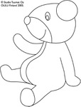 ������ littleBear (534x700, 41Kb)
