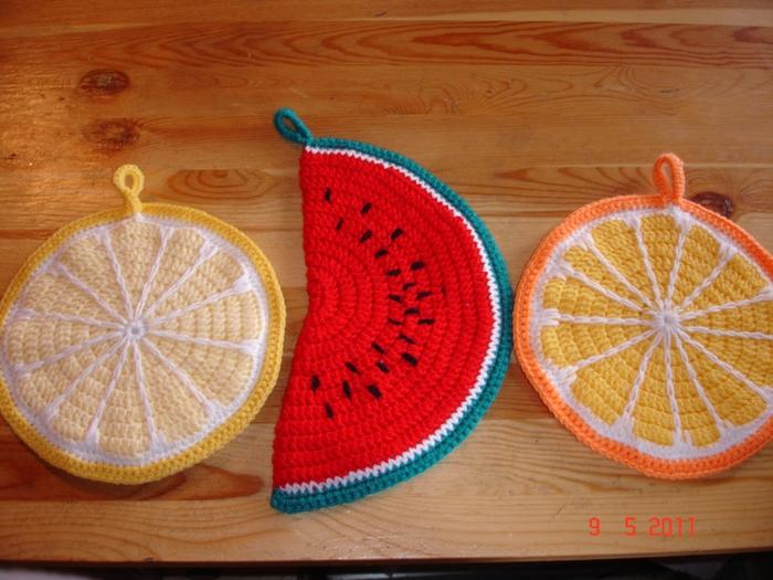 Апельсин и лимон связаны