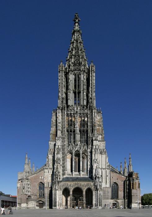 Пять самых высоких церквей планеты: от Кот-д'Ивуара до Северного моря