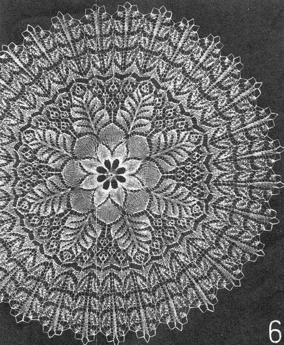 Вязание схемы спицами