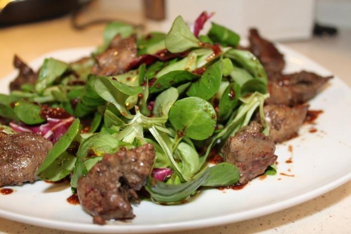 Легкий салат с куриной грудкой рецепты
