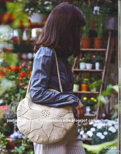 Круглые сумки своими руками