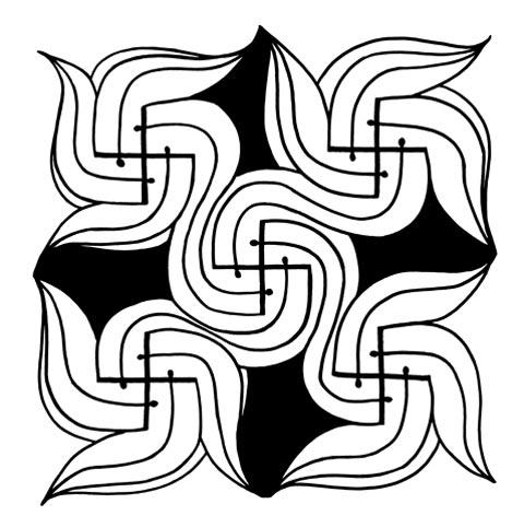 Индийский народный орнамент - одни рисунки имеют сакральный смысл и. Yükle.  Mobil (kiçik) .
