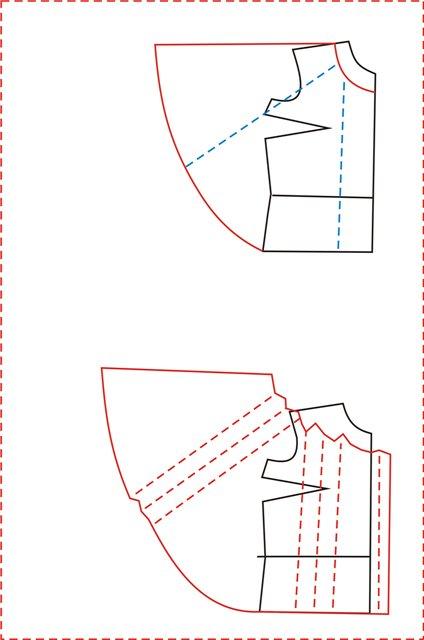 Блузки. Корсеты (323) (424x640, 34Kb)