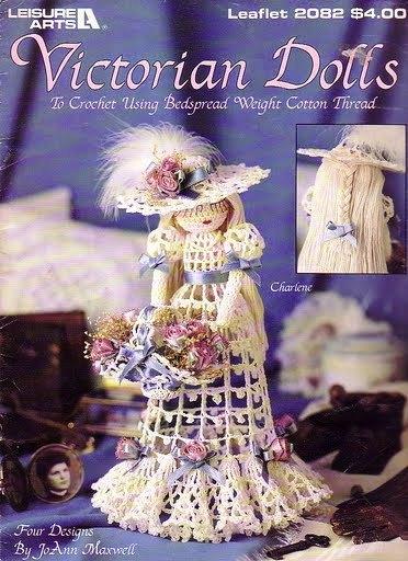 LeisArts Victorian Dolls  (372x512, 67Kb)