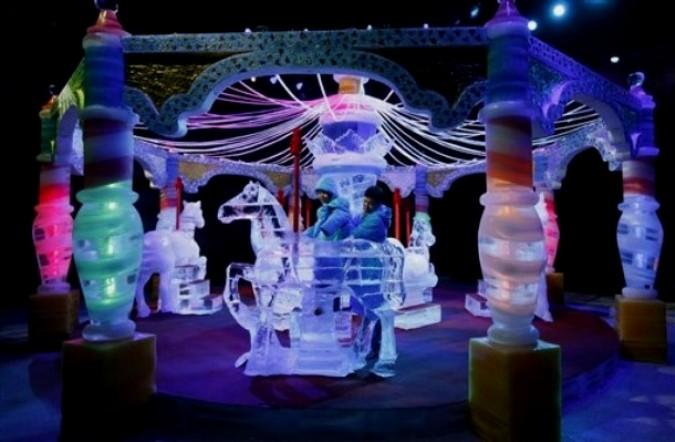 """Fun Ice World"" в венецианском Макао , 14 мая 2011 года./2270477_3 (675x442, 76Kb)"