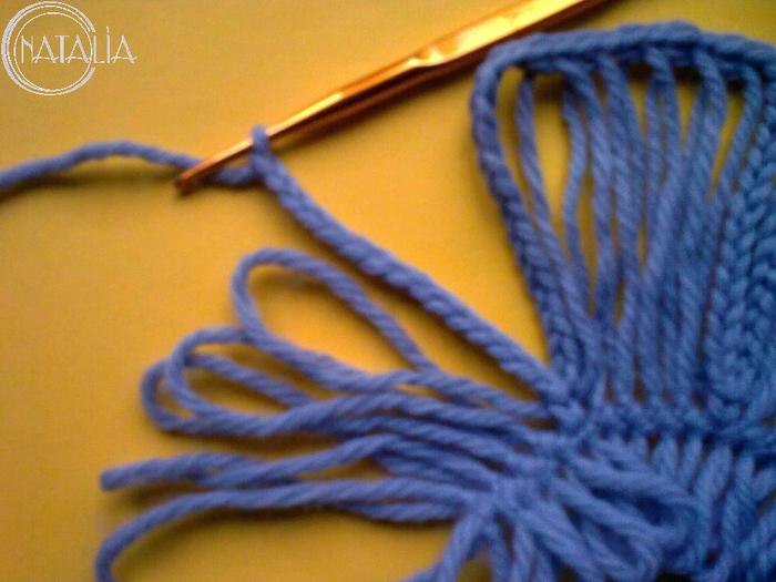 花叉使用(一):平面花  - 荷塘秀色 - 茶之韵