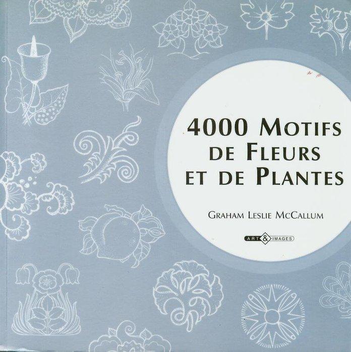4000 motifs de fleurs et de plantes (696x700, 78Kb)