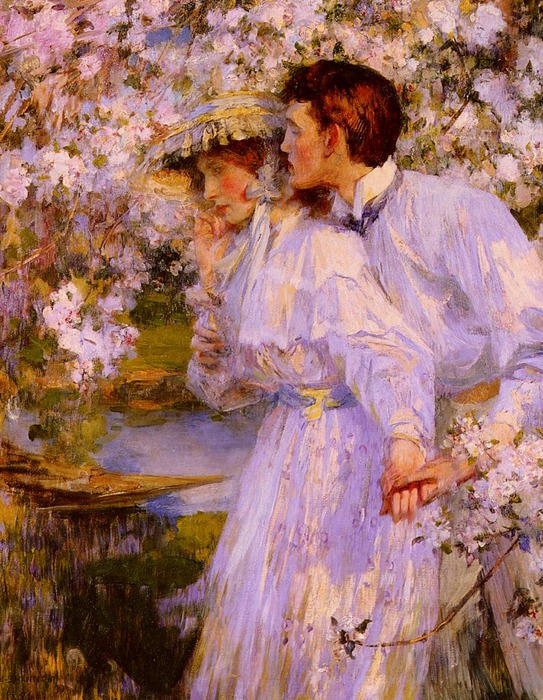 sir-james-jebusa-shannon-1862-1923-in-the-springtime1 (543x700, 183Kb)