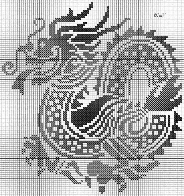 2012(一):龙形图案 - maomao - 我随心动