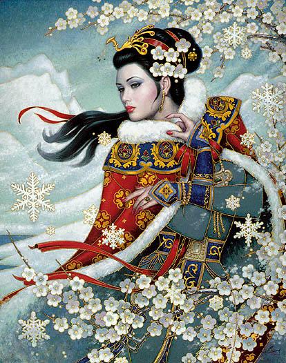 """""""Winters Majesty """"Формат: JPG Размер: 9,42 Мб Прекрасный набор для вышивки крестом от фирмы  """"Anchor """"."""