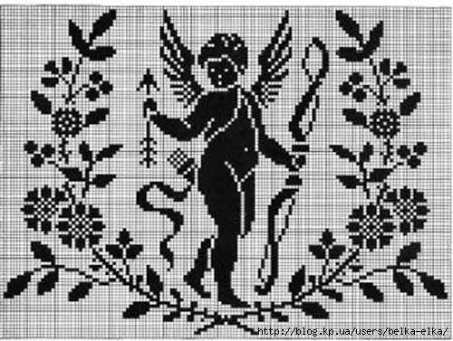 Priscilla-Filet-Crochet-Patterns-h35 (500x377, 130Kb)