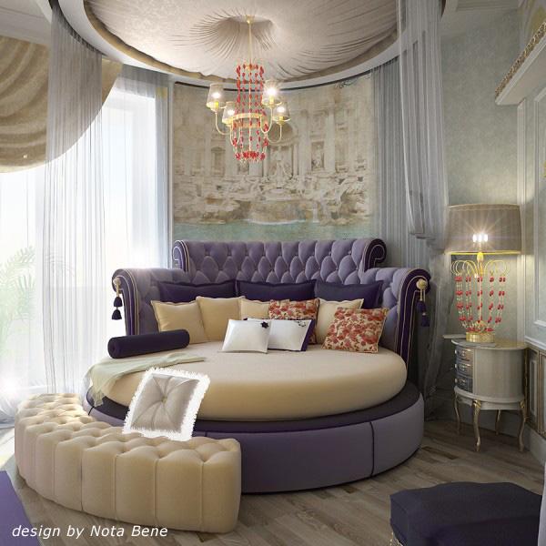 Amazoncom round bed