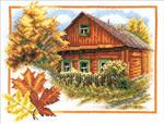 Превью ПС-314 «Осень в деревне» (450x342, 193Kb)