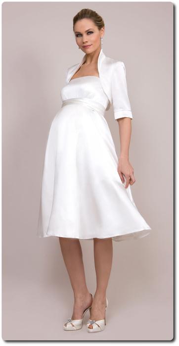 Недорогие красивые платья для беременных 1