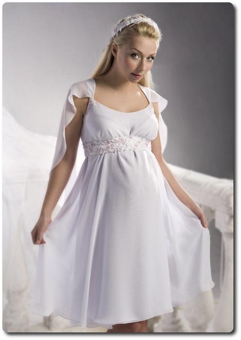 Платья для беременных фото 12