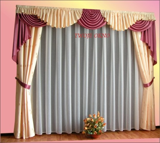 Красивые шторы своими руками фото