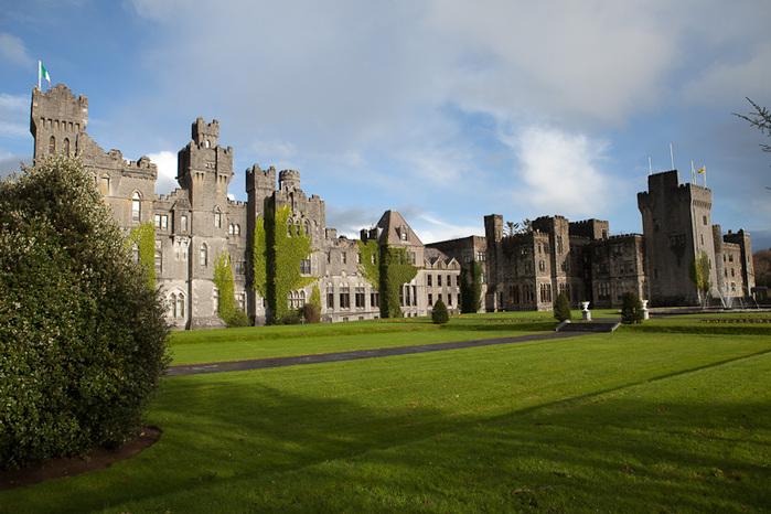 Замок Эшфорд (Ashford Castle) 42479