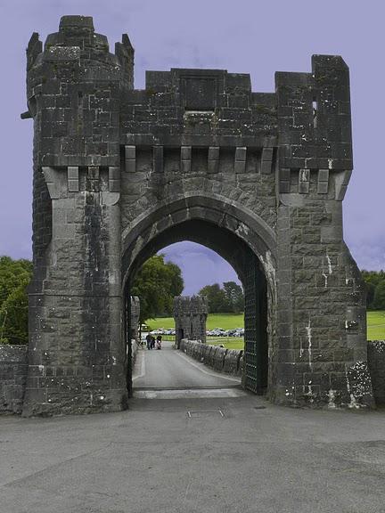 Замок Эшфорд (Ashford Castle) 37249