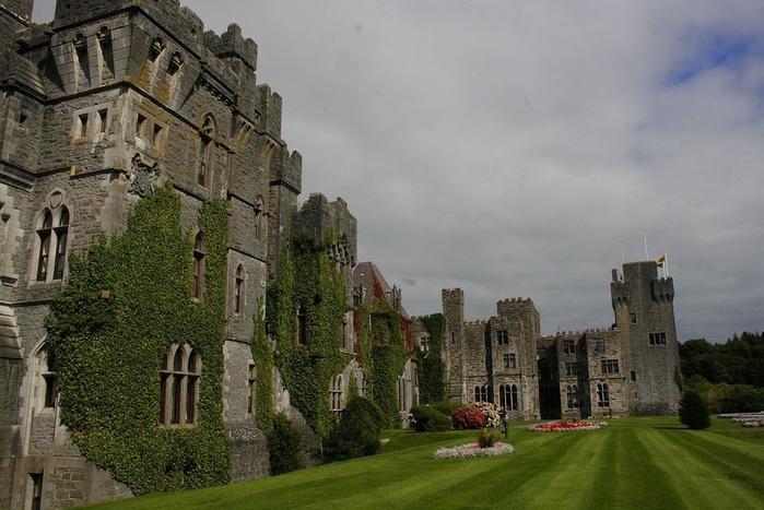 Замок Эшфорд (Ashford Castle) 80977