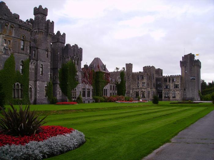 Замок Эшфорд (Ashford Castle) 61044