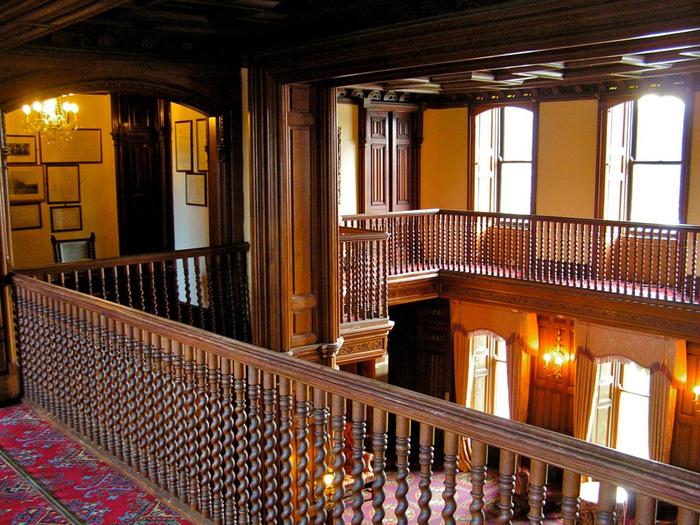 Замок Эшфорд (Ashford Castle) 29364