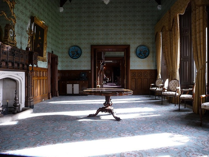 Замок Эшфорд (Ashford Castle) 62793