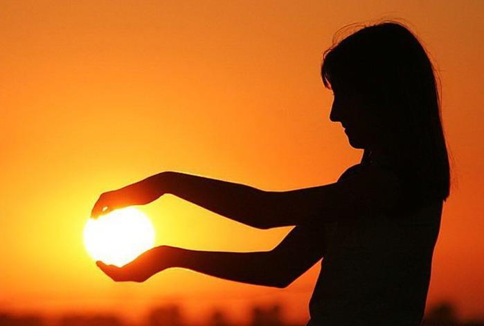 От чего бывают пятна на солнце