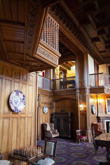 Замок Эшфорд (Ashford Castle) 66016