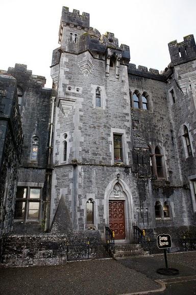 Замок Эшфорд (Ashford Castle) 79154