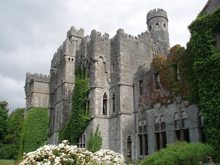 Замок Эшфорд (Ashford Castle) 34985