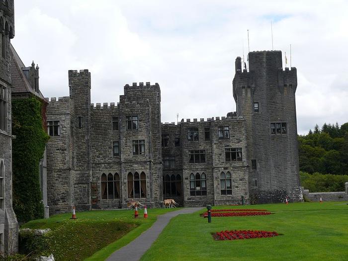 Замок Эшфорд (Ashford Castle) 41239