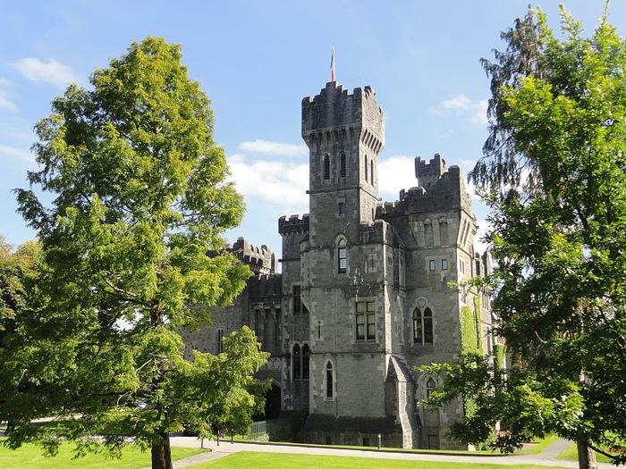 Замок Эшфорд (Ashford Castle) 33763