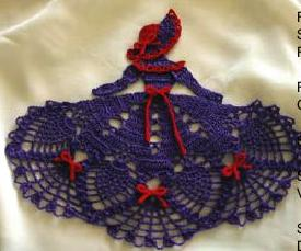Red & Purple Crinoline Girl Doily_1 (275x229, 13Kb)