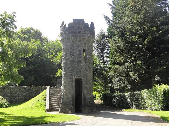 Замок Эшфорд (Ashford Castle) 72046