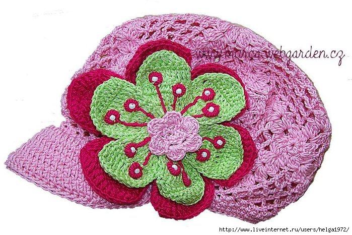 Pink hat (700x466, 281Kb)