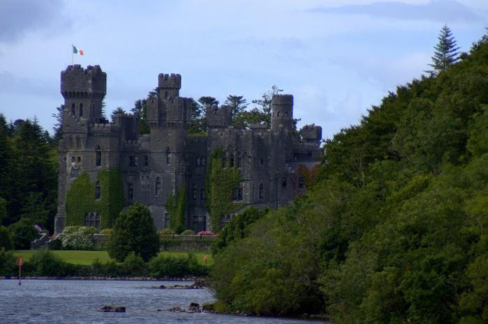 Замок Эшфорд (Ashford Castle) 70294