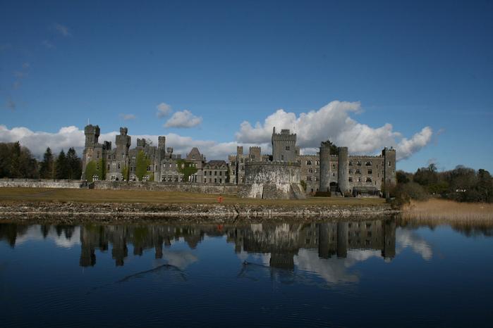 Замок Эшфорд (Ashford Castle) 34021