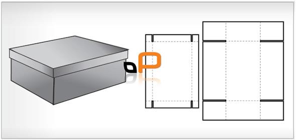 Как сделать прямоугольную коробочку с крышкой своими руками