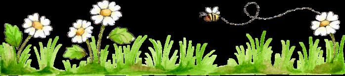 Grassy Garden (700x154, 152Kb)