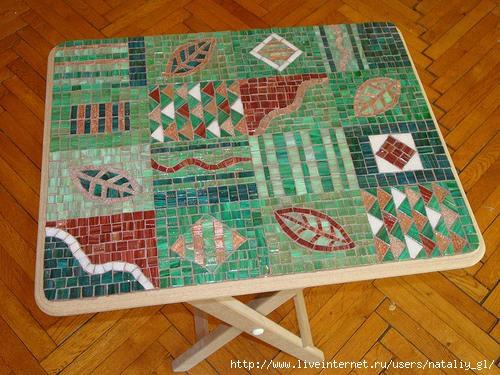 Фото мозаики из плитки своими руками