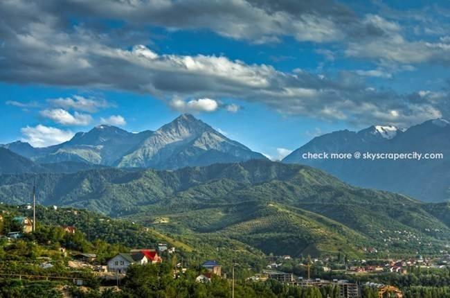 Алмата - фотографии города006