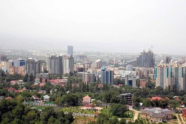 Алмата - фотографии города013