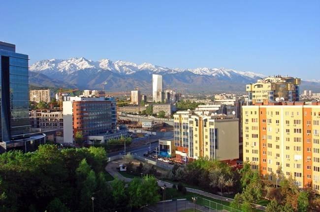 Алмата - фотографии города015