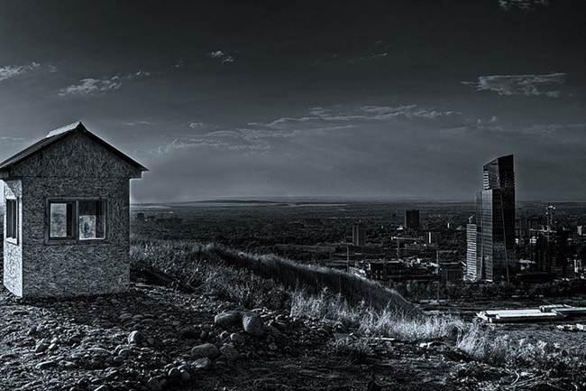 Алмата - фотографии города034