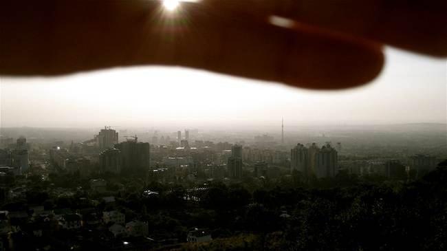 Алмата - фотографии города036