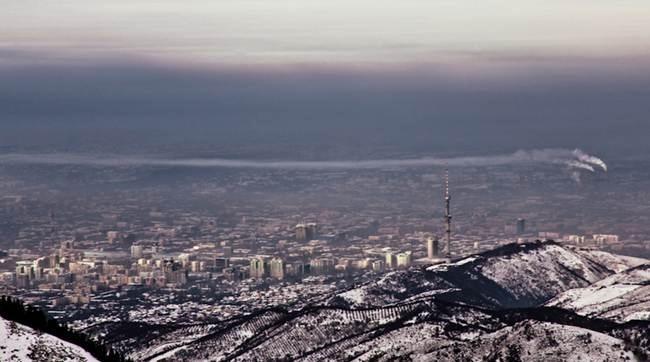 Алмата - фотографии города040