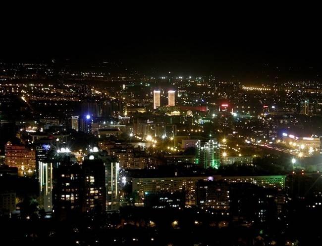 Алмата - фотографии города050